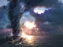 смерчи ураганы бури картинки